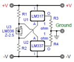 Virtual Ground Circuits