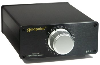Goldpoint SA1 Level Control / Passive Preamp